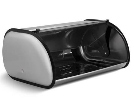Chlebak stalowy odchylany pojemnik pieczywo Kinghoff KH 3200