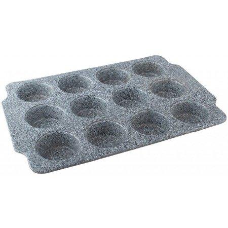 Forma Klausberg KB 7384 marmurowa blacha do piecznia 12szt muffinek