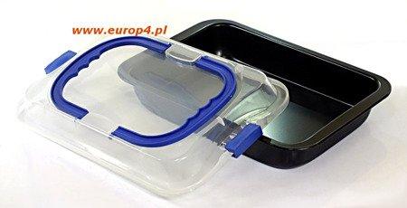 Forma sapir 1222G/ 9033 pojemnik z pokrywką