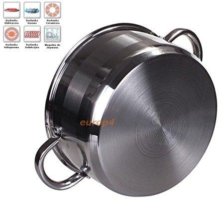 Garnek EdelHoff EH 9132 pojemność 0.5 L