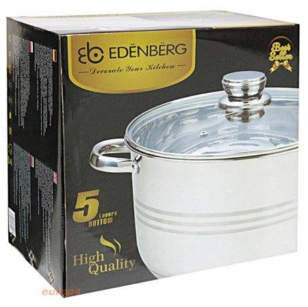 Garnek Edenberg EB 3019 pojemność 10L