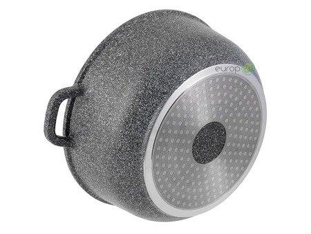 Garnek Marmurowy Edenberg EB 8005 pojemność 4.5 L