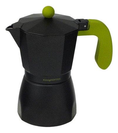 Kawiarka 3 KonigHOFFER Americano 150 ml kafetiera ZAPARZACZ do kawy