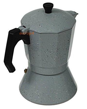 Kawiarka KonigHOFFER MARBLE 450 kafetiera 9 ZAPARZACZ do kawy
