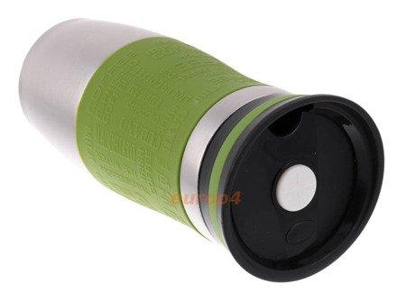 Kubek Hoffner HF 7540 termiczny termos pojemnik bidon 380 ml zielony