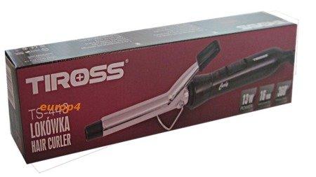 Lokówka Tiross 442 do włosów chromowana lokownica auto