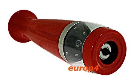 Młynek do pieprzu Hoffner HF 2330 soli młynki przypraw ręczny czerwony