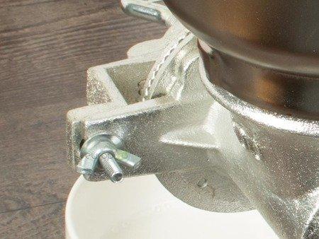 Młynek do zboża Rossner T 3005 żeliwny śrutownik stołowy maszynka ręczna