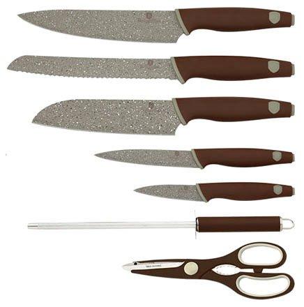 Noże Berlinger Haus BH 2118 kuchenne stalowe zestaw