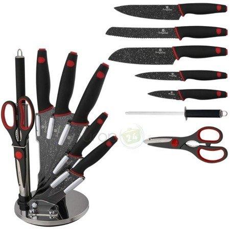 Noże Berlinger Haus BH 2119 kuchenne stalowe zestaw