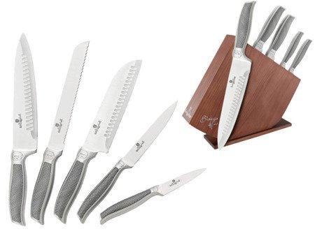 Noże Berlinger Haus BH 2252 kuchenne stalowe zestaw