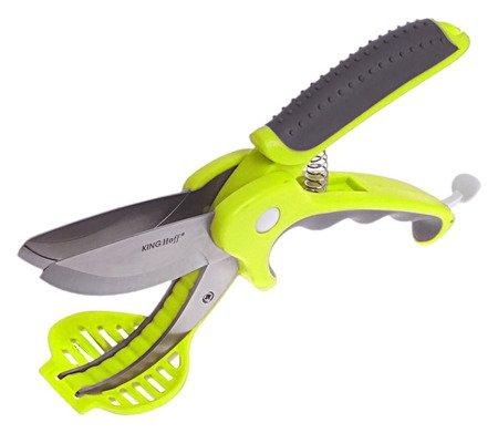 Nożyce Kinghoff KH 3675 nożyczki do cięcia siekania ziół sałaty