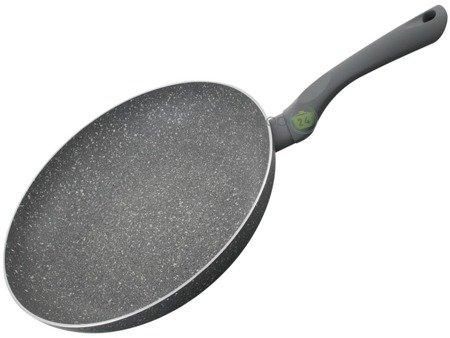 Patelnia Edenberg EB 9902 zestaw x3 indukcyjna granitowa 20/24/28cm SZARA