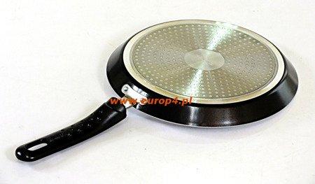 Patelnia ceramiczna indukcyjna do naleśników Kitchen King KK 2558 22 cm