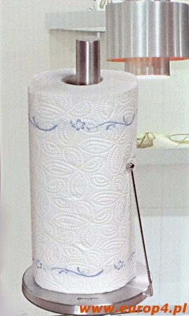 Stojak KH 3920 wieszak uchwyt stalowy na ręcznik INOX
