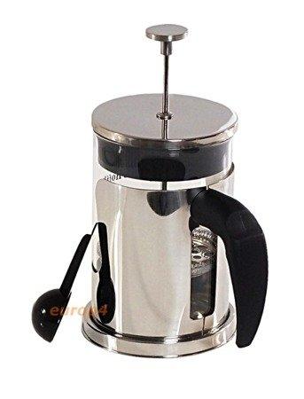 Szklany zaparzacz KingHoff KH 4841 do herbaty 800 ml ziół kawy dzbanek