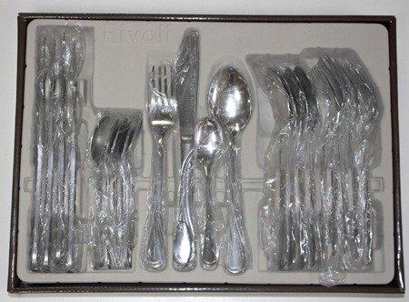 Sztućce zestaw widelce łyżki noże RV 6111WYPRZEDAŻ