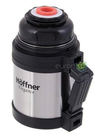Termos próżniowy Hoffner Elegance HF 7529 Pojemnik bidon 1000 ml