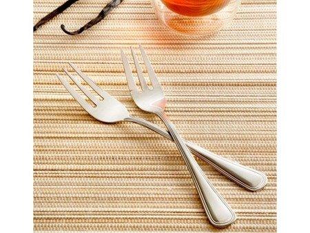 Widelczyki+Łyżeczki Amefa Bologna 1570 sztućce restauracyjne deserowe 12szt zastawa stołowa