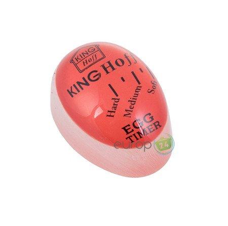Wskaźnik KingHoff KH 1015 Timer do jajek Minutnik Tester twardości